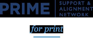 PRIME SAN logos for PRINT
