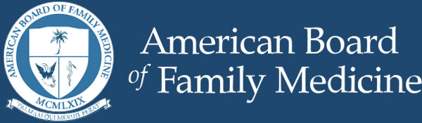 The American Board of Family Medicine Logo